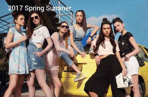 Pantaloons -2018 Spring Summer