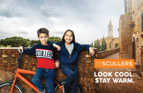 Scullers Kids Fashion