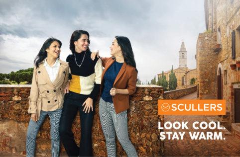 Scullers Ahoy Fashion Girls