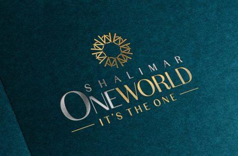 Shalimar OnceWorld logo mock up